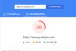 Только один из пяти сайтов имеет хорошие показатели Page Expirence (PageSpeed Insights)